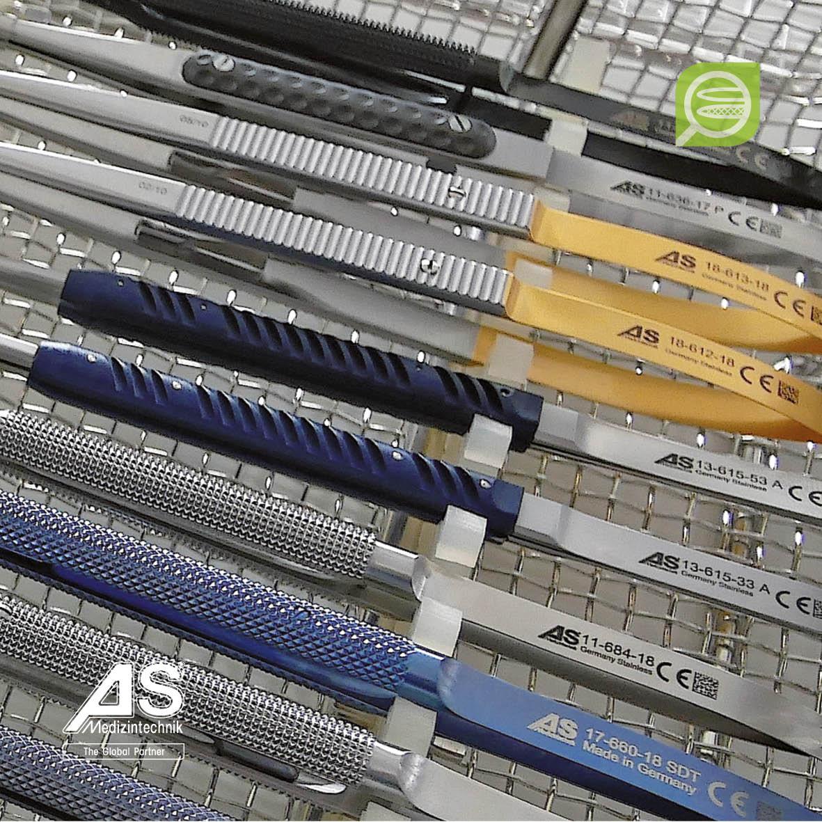 Mikro Instrumente - AS Medizintechnik GmbH